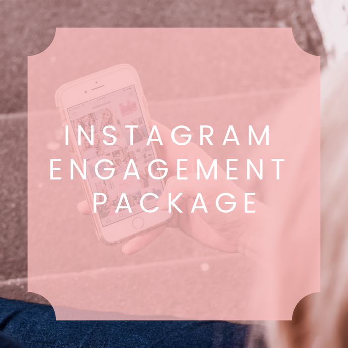 Instagram Engagement Package