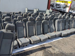 FORD TRANSIT SINGLE 1 PERSON REAR SEAT GREY or BLACK CLOTH