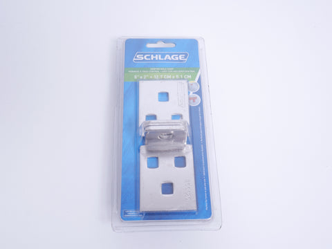 SCHLAGE CENTER HOLE HASP (NEW)