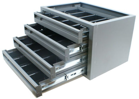 Drawer Unit - Steel 4 Drawer