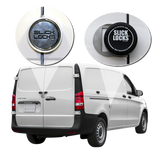 Slick Locks Mercedes Metris Complete Turn Key Kit - 2016-PRESENT