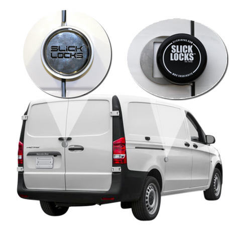 Slick Locks Mercedes Metris Complete Turn Key Kit - 2015-PRESENT