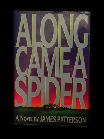 Along Came a Spider by James Patterson (hardcover 1993)