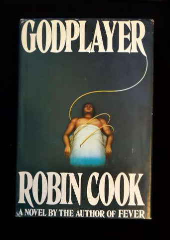 Godplayer by Robin Cook (Book Club 1983)