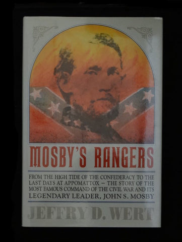 Mosby's Rangers by Jeffry D Wert (Hardcover 1990)