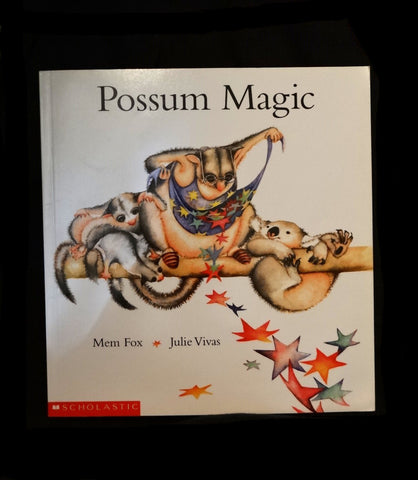 Possum Magic by Mem Fox and Julie Vivas (Softcover 2004)