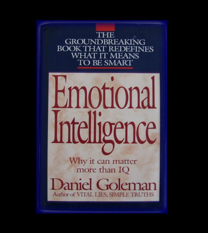 Emotional Intelligence by Daniel Goleman (1995, Hardcover)