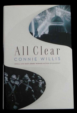 All Clear by Connie Willis (2010, Hardcover)