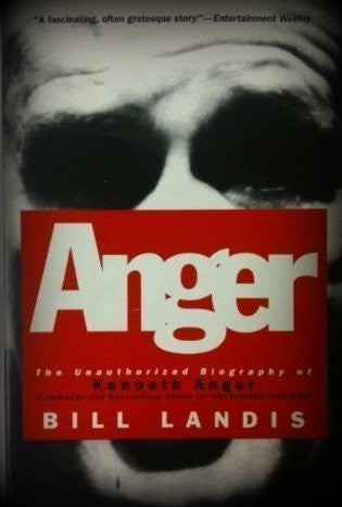 Anger by Bill Landis (1995, Hardcover)