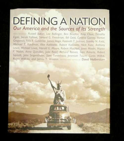 Defining a Nation - David Halberstam Editor