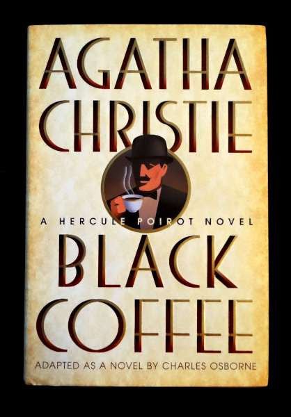 Black Coffee by Agatha Christie (1998 HC)