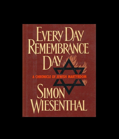 Every Day Remembrance Day (1986 Hardcover)