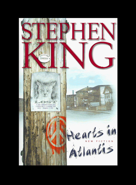 Hearts In Atlantis by Stephen King (First Edition)