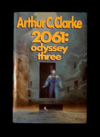 2061, Odyssey Three by Arthur C. Clarke (1987 HC)