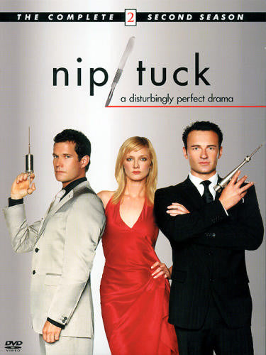 DVD Set - Nip/Tuck - The Complete Second Season (6-disc)