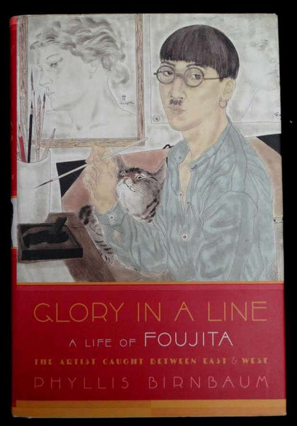 Glory in a Line by Phyllis Birnbaum (2006, Hardcover)