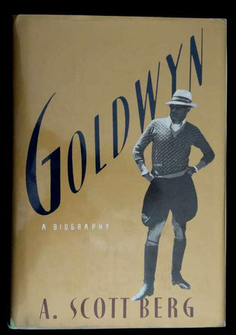 Goldwyn : A Biography by A. Scott Berg (1989, Hardcover)