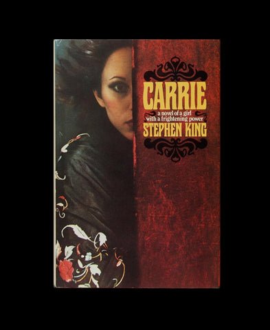 Carrie by Stephen King (First Edition)