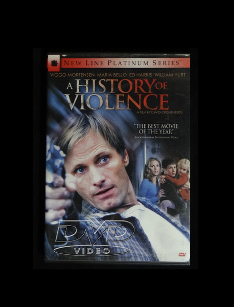 (DVD) A History of Violence