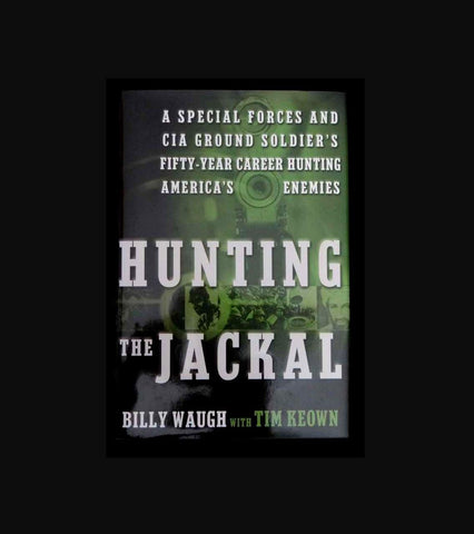 Hunting the Jackal by Tim Keown