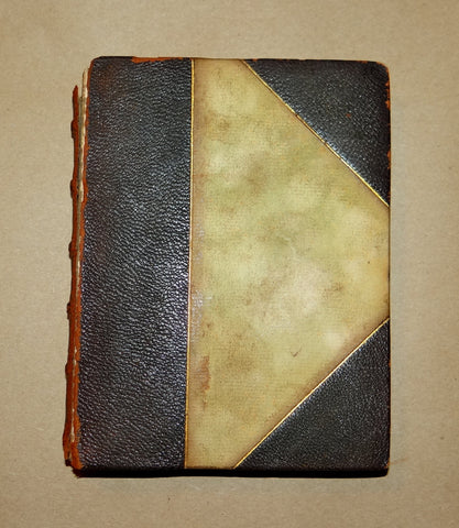1906 Leather Bound The Merchant of Venice by William Shakespeare
