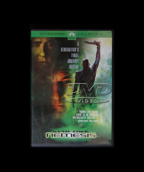 (DVD) Star Trek: Nemesis