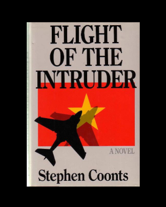 Flight of the Intruder by Stephen Coonts (1986 First Edition)