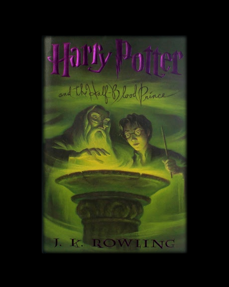 Harry Potter and the Half-Blood Prince (Book 6) First Edition, 1st Printing