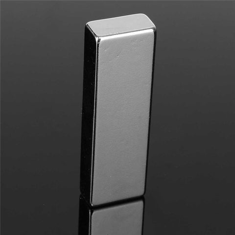 1 60 x 20 x 10mm N52 Block Magnet Super Strong Cuboid Rare Earth Neodymium Magnets 60mm x 20mm x 10mm Magnet