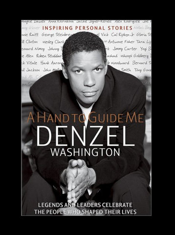 A Hand Guide to Me by Denzel Washington (Hardcover 1st)