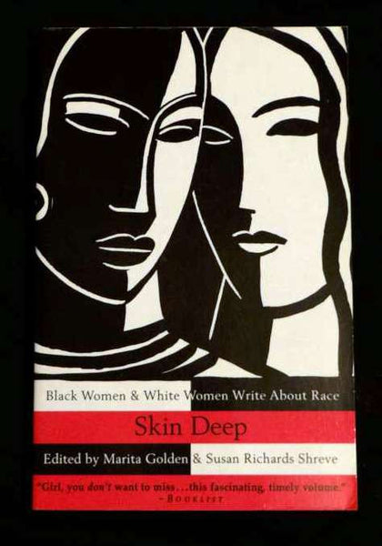 Skin Deep by Marita Golden and Susan Shreve (1996, Paperback)
