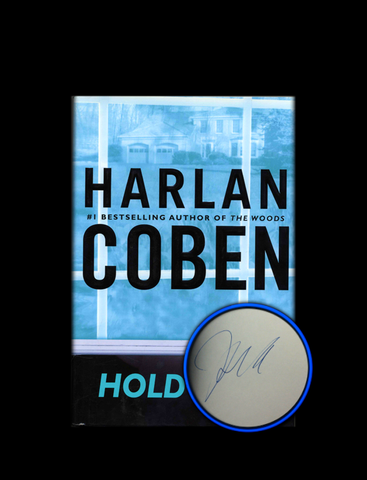 (Signed) Hold Tight by Harlan Coben