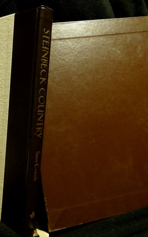 Steinbeck Country by Steve Crouch (1973, Hardcover)