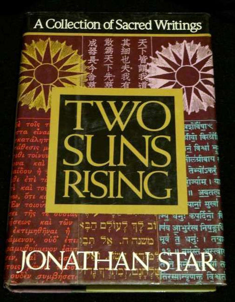Two Suns Rising by Jonathan Star (1991, Hardcover)
