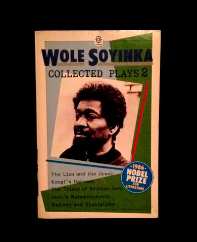 Collected Plays by Wole Soyinka (Paperback)