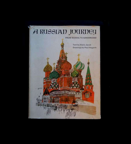 A Russian Journey by Alaric Jacob
