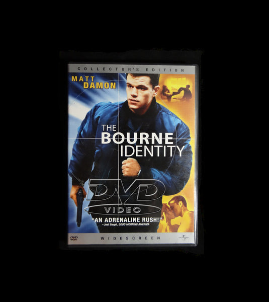 (DVD) The Bourne Identity