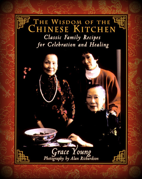 The Wisdom of the Chinese Kitchen by Grace Young (1999, Hardcover)