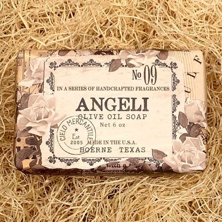 Angeli Olive Oil Soap Large (6oz.)