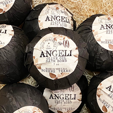 Angeli Olive Oil Bath Bomb