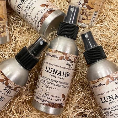 Lunare Body Mist