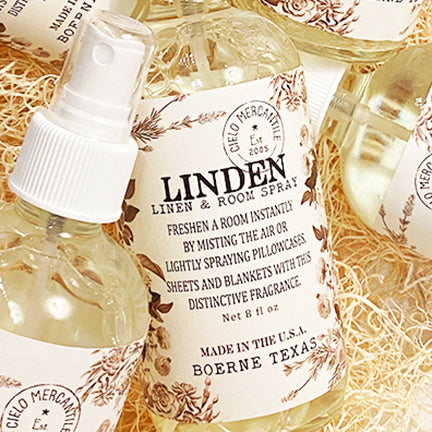 Linden Linen & Room Spray