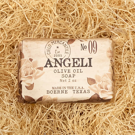 Angeli Olive Oil Soap Small (2oz.)
