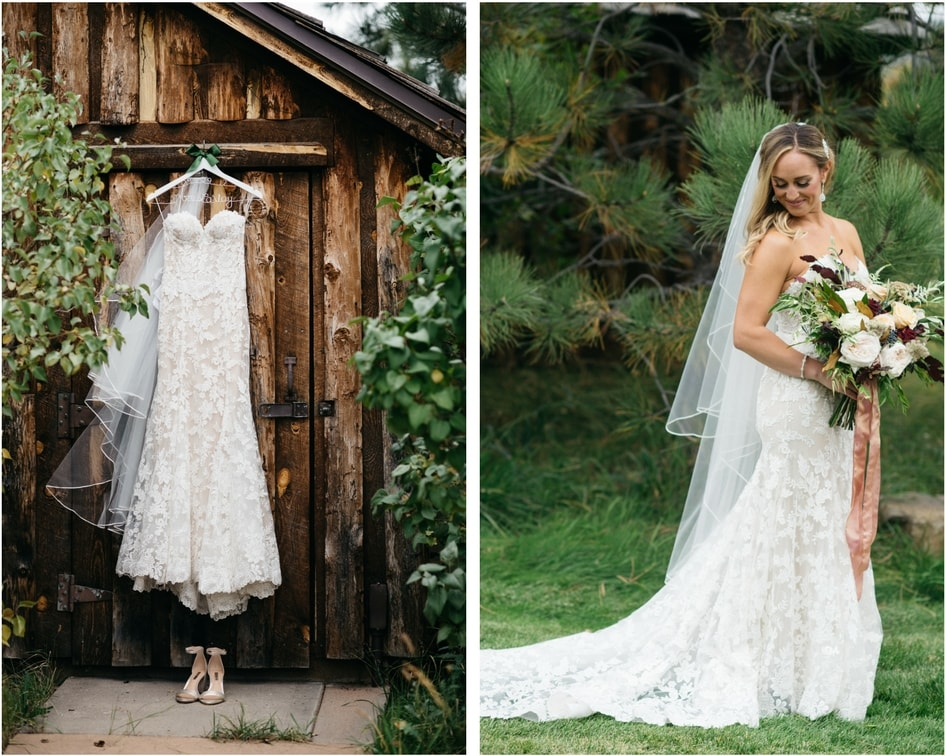 Francesca miranda lace wedding dress