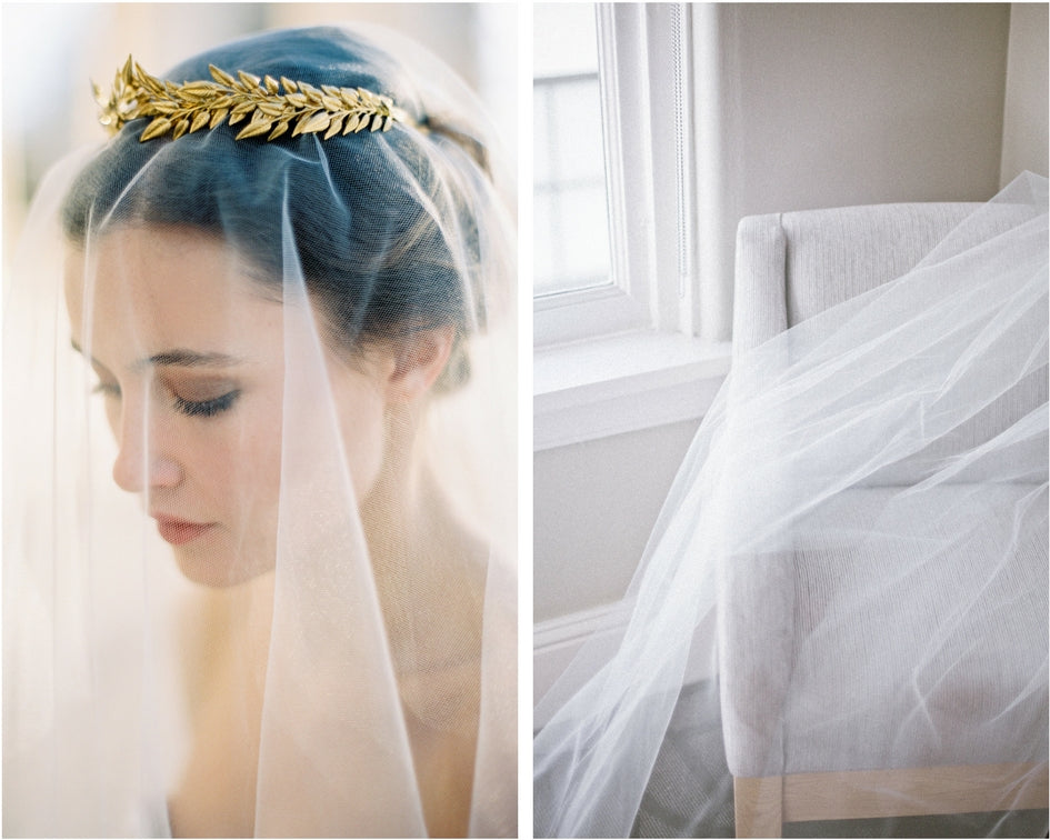 wedding veils from Denver bridal shop