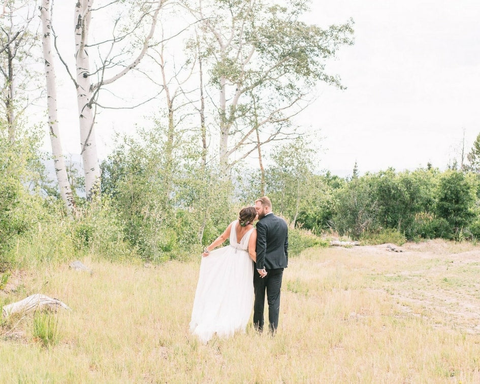 Steamboat Springs mountain wedding