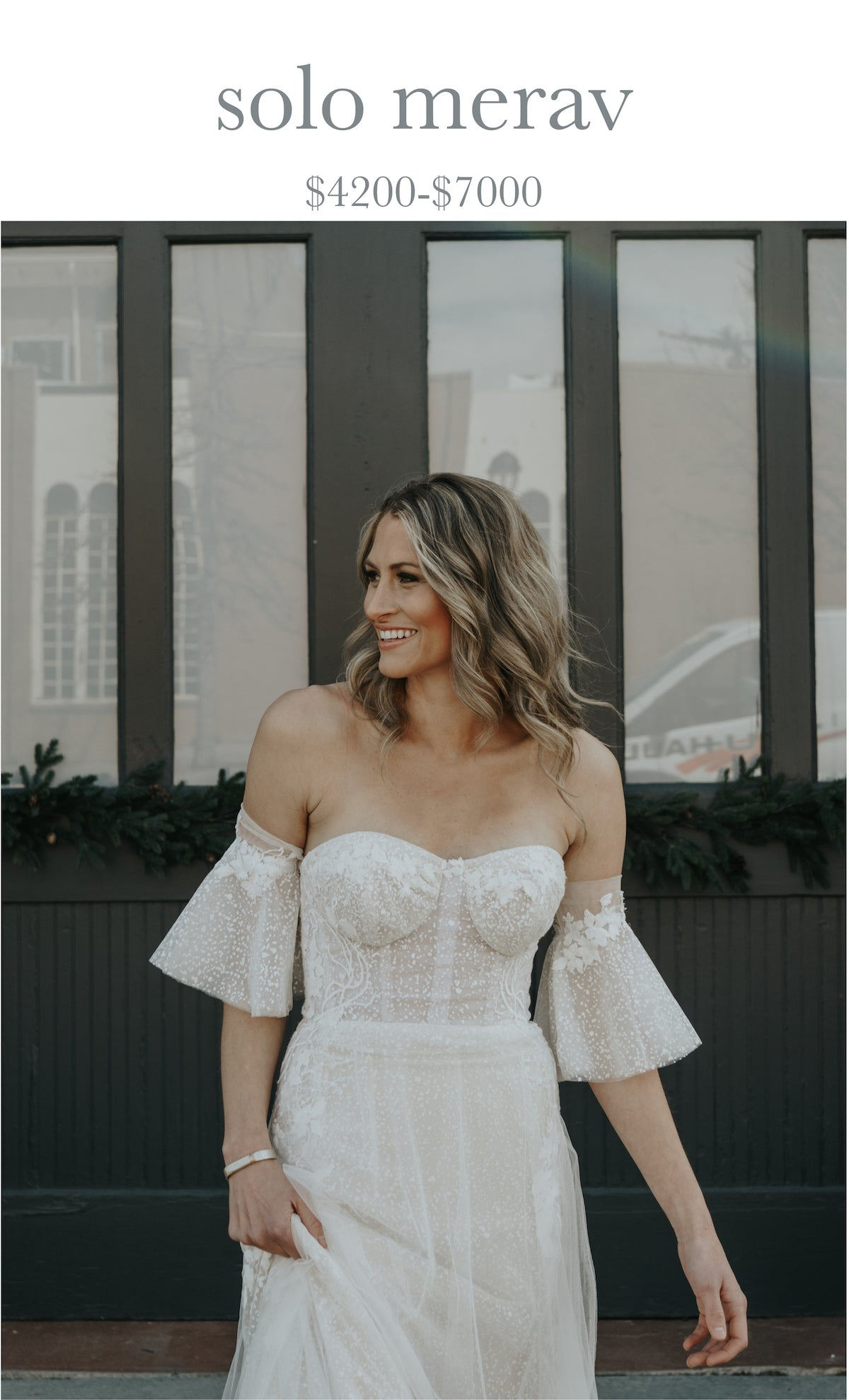 solo merav wedding dress