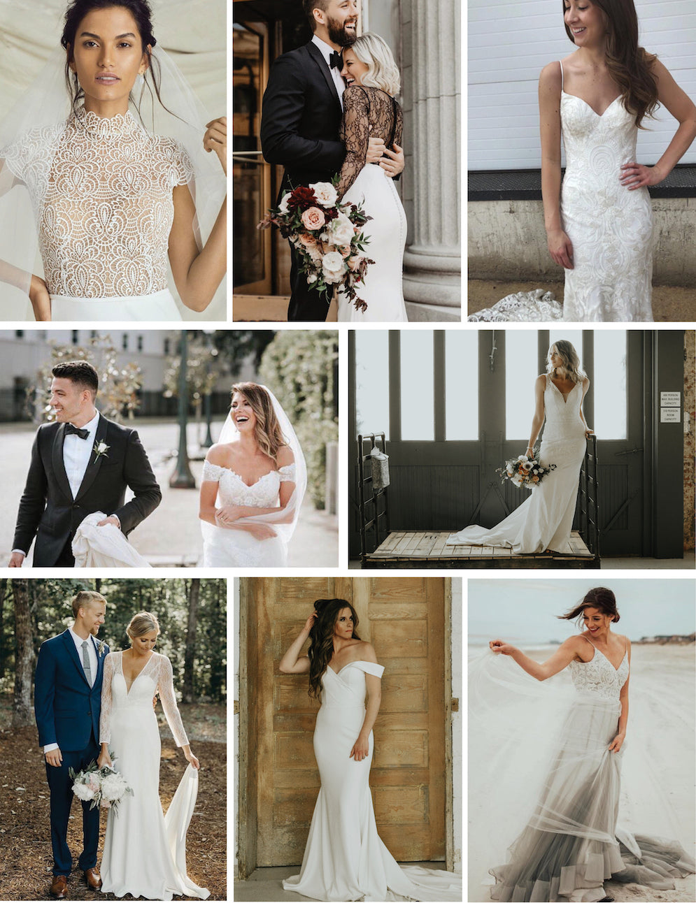 Kelly Faetanini wedding dresses