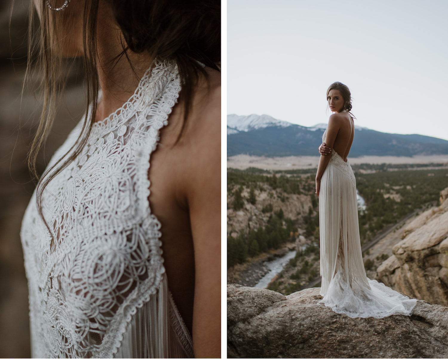 yolan cris wedding dress