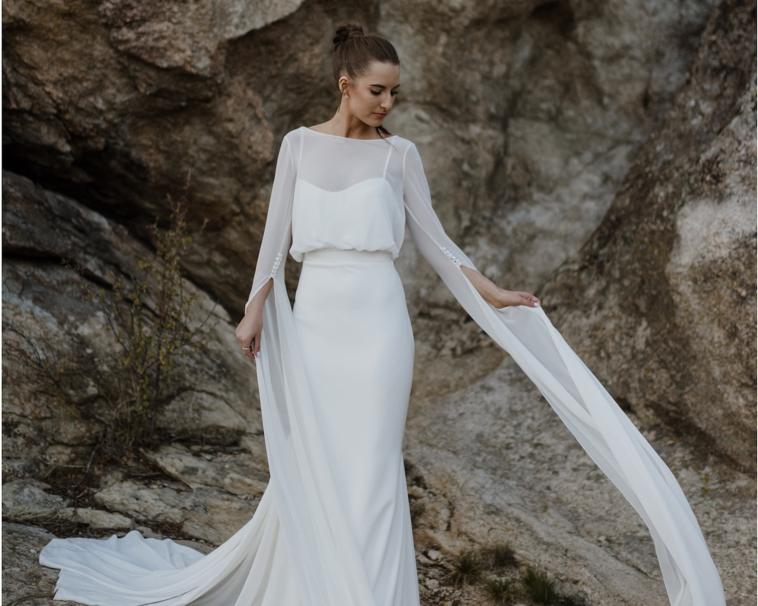 pronovias wedding dress denver